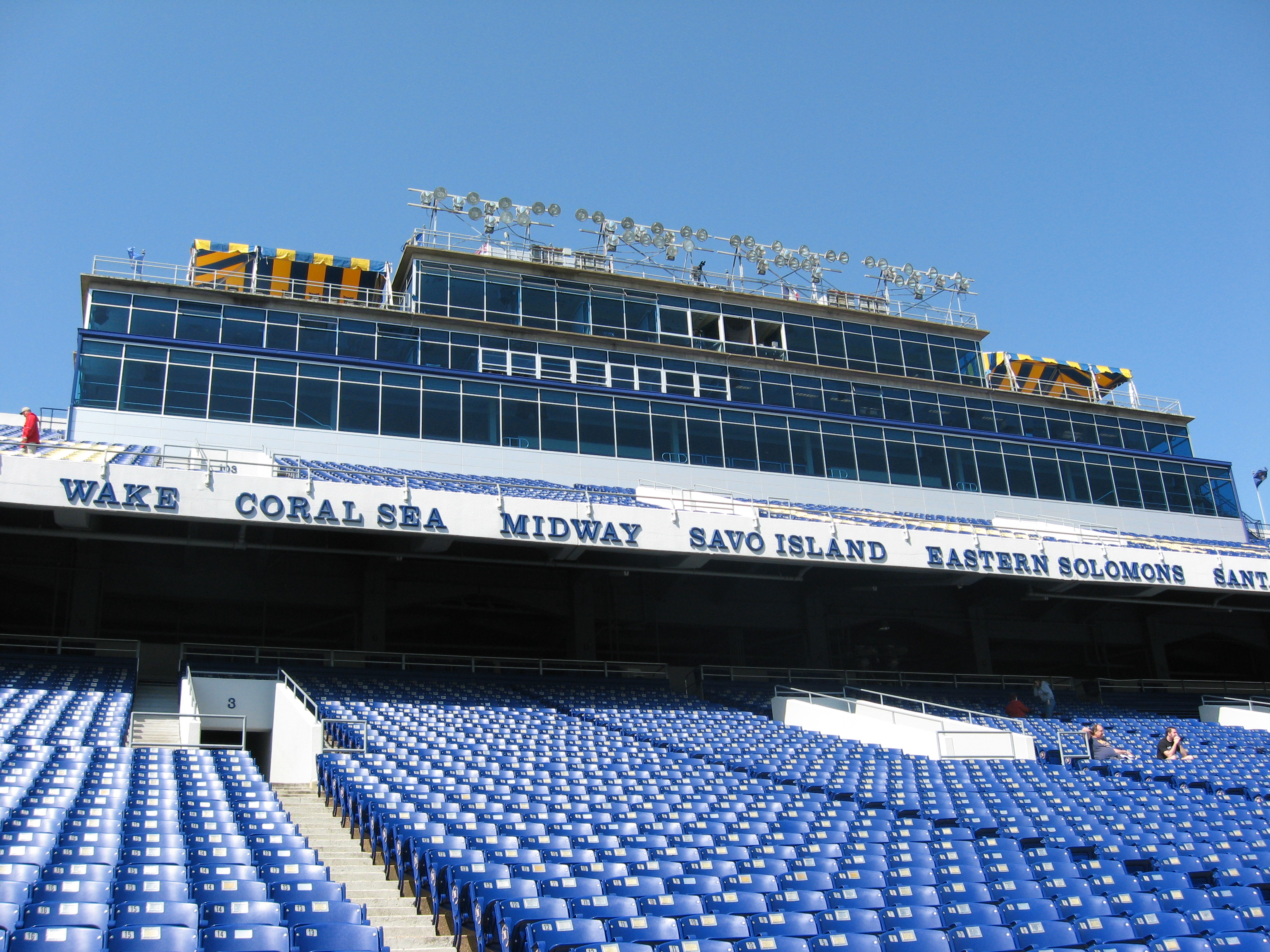 G5 Stadiums Day 36 The Us Naval Academy S Navy Marine