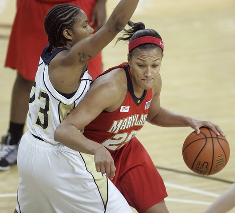 Marah Strickland Archives - Terp Talk - Maryland Sports