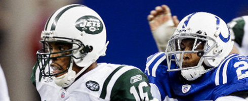 New York Jets Indianapolis Colts AFC Championship