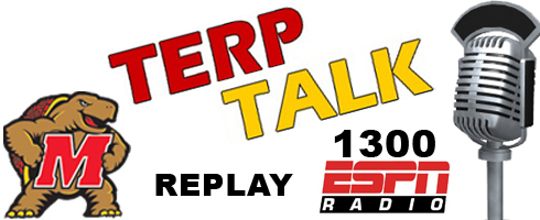 Terp Talk Replay Rebroadcast of Koons Ford Terp Talk 12 02 10