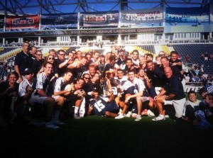 Bayhawks Win The MLL Championship