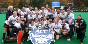 ACC Champs--2013 Field Hockey