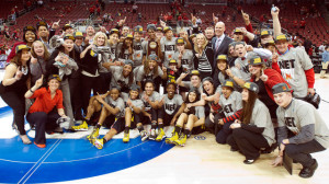 final four 3 300x168 UPSET CITY: Terps 76 Louisville 73 Teacher Beats Pupil Alyssa , Lexie Brown Lead Maryland back to the Final Four